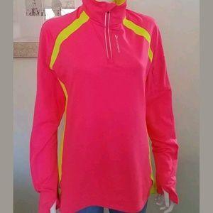 Womens Brooks Equilibrium Reflective Jacket Large